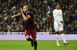 andres iniesta ist
