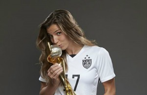 tobin heath afp